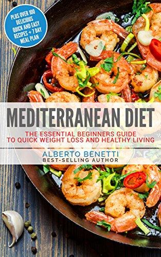 Mediterranean Diet Essential Beginners Delicious ebook