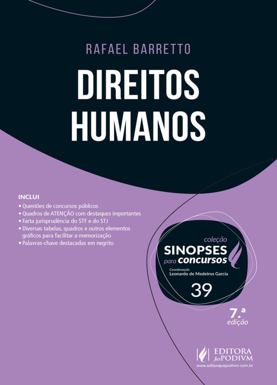 Direitos Humanos - Vol.39 - Colecao Sinopses Para Concursos ebook