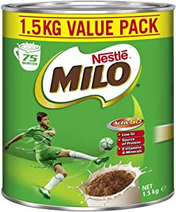 NESTLÉ MILO Chocolate Malt Powder Drink, 1.5Kg