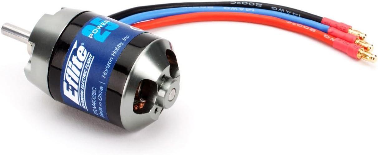 E-flite Power 25 Brushless Outrunner Motor, 1000Kv: 3mm Bullet, EFLM4025C 61Nb1-O2B78LSL1400_