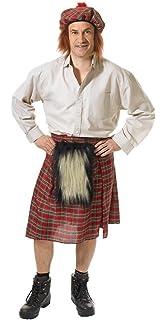 Rubies 1 4139 - Disfraz de Escocés para hombre: Amazon.es ...