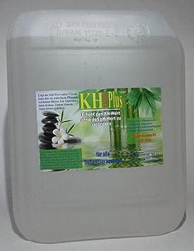 KH Multi Plus 3 litros KH de elevador para todos los acuarios de agua dulce: Amazon.es: Productos para mascotas
