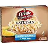 Orville Redenbacher's Naturals Simply Salted Microwave Popcorn, 6-Count Review
