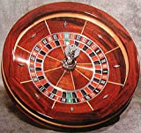 Professional Wood Roulette Wheel - 25''