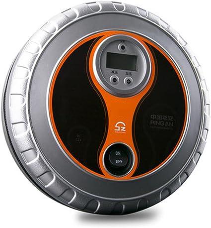 Q&F Neumático Inflado Con Manómetro 12v Dc Calibrador De Presión ...