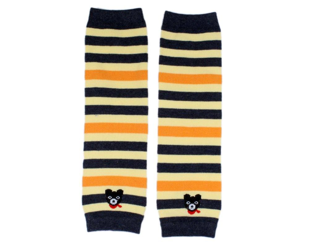 BONAMART Baby Kleinkind M/ädchen Jungen Kinder Socken Cotton Leggings Legs W/ärmer Beinstulpen Babysocken Footless Kniestrumpf Karikatur strickmuster Baumwolle