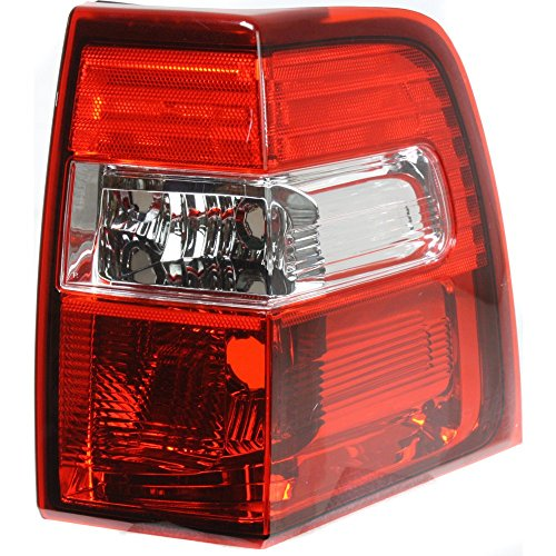 Tail Light for Ford Ford Expedition 07-14 Lens and Housing Right Side