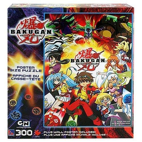 Bakugan Battle Brawlers Puzzle -POSTER SIZE PUZZLE