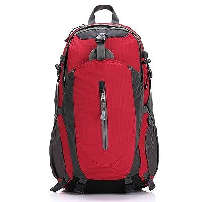 GUO - Sacs à dos de randonnée, Sacs de trekking 40L, Couleur différente disponible