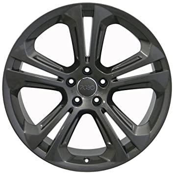 Amazon Com Oe Wheels 20 Inch Fits Volkswagen Cc Beetle Audi A3 A8