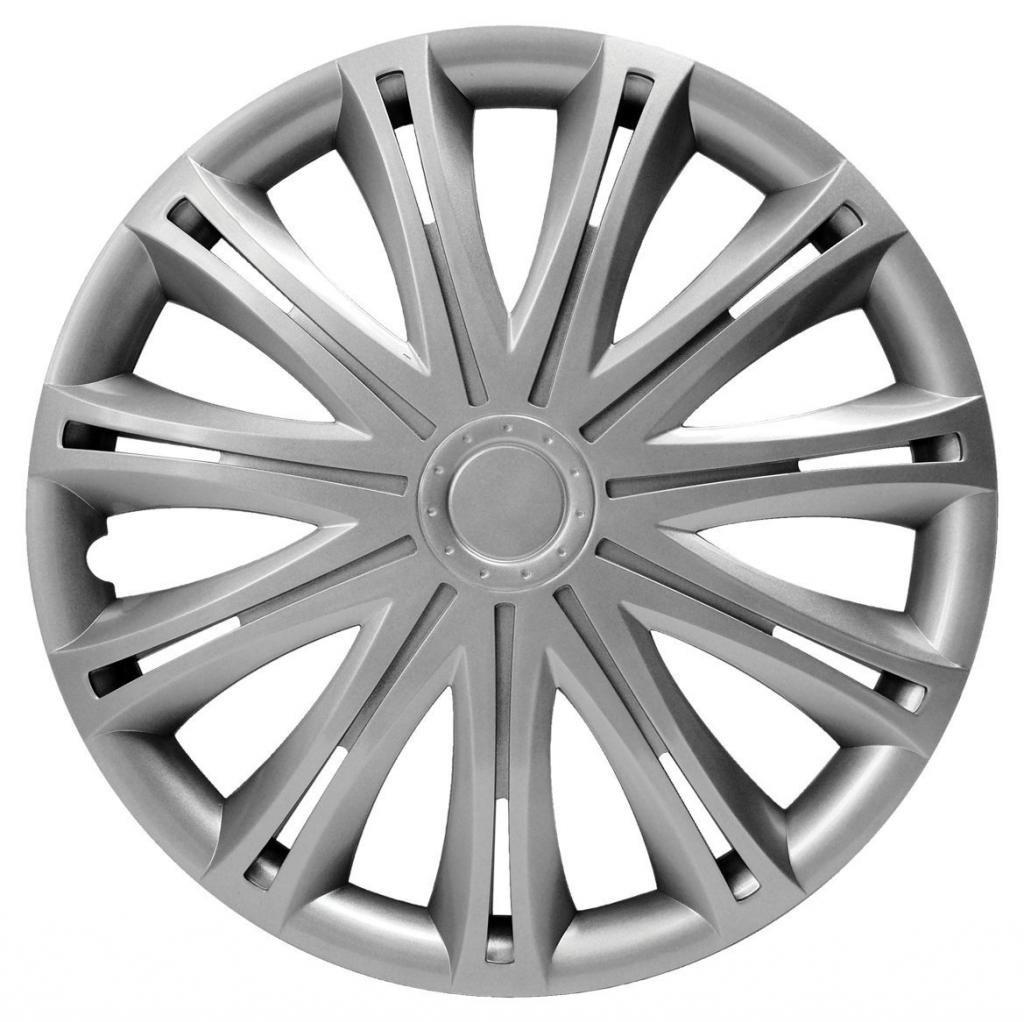VW T4 VAN PREMIUM SPARK WHEEL TRIM HUB CAP SET 15 INCH