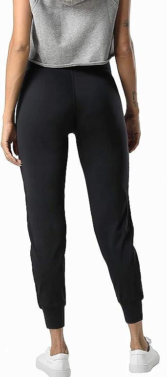 HINK Pantalones de Mujer, The Gym People Pantalones Deportivos Deportivos con Bolsillos Leggings de Entrenamiento para Mujer