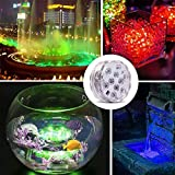 Submersible Led Lights Pond Fountain Pool Lights