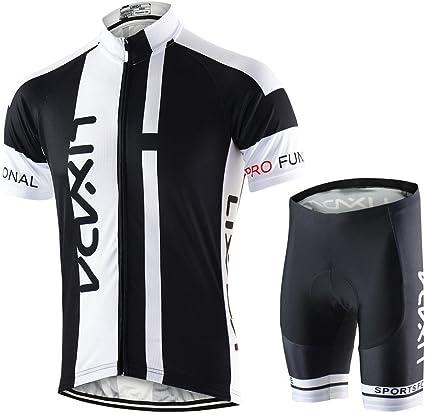 Hengxin Maillot de Cyclisme pour Homme
