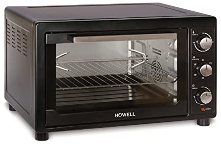 Howell HO.FE4522R - Horno (Horno eléctrico, 45 L, 1800 W, 45 L ...