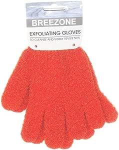 Exfoliating Bath glove - Red