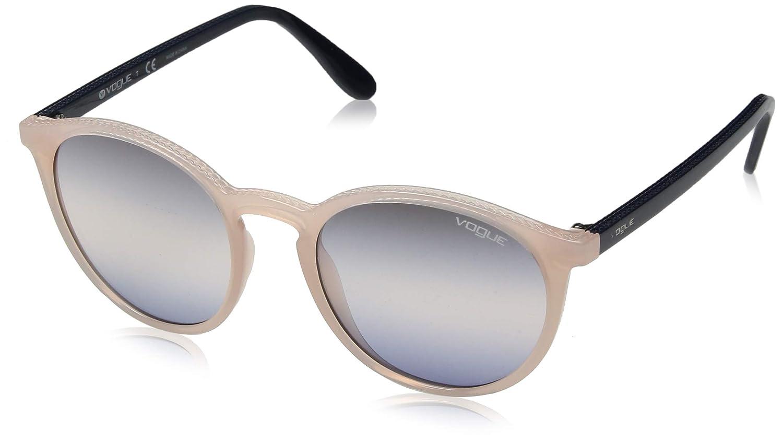 Amazon.com: Gafas de sol Vogue VO 5215 S 26710J OPAL LIGHT ...
