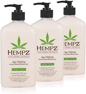 product image for Hempz Age Defying Herbal Body Moisturizer 17 Oz Pack Of 3, 17 Oz