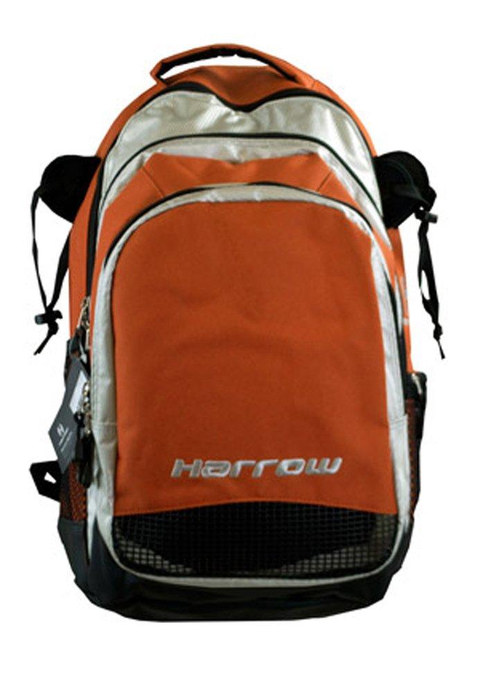 Harrow Elite Backpack, Orange/Silver