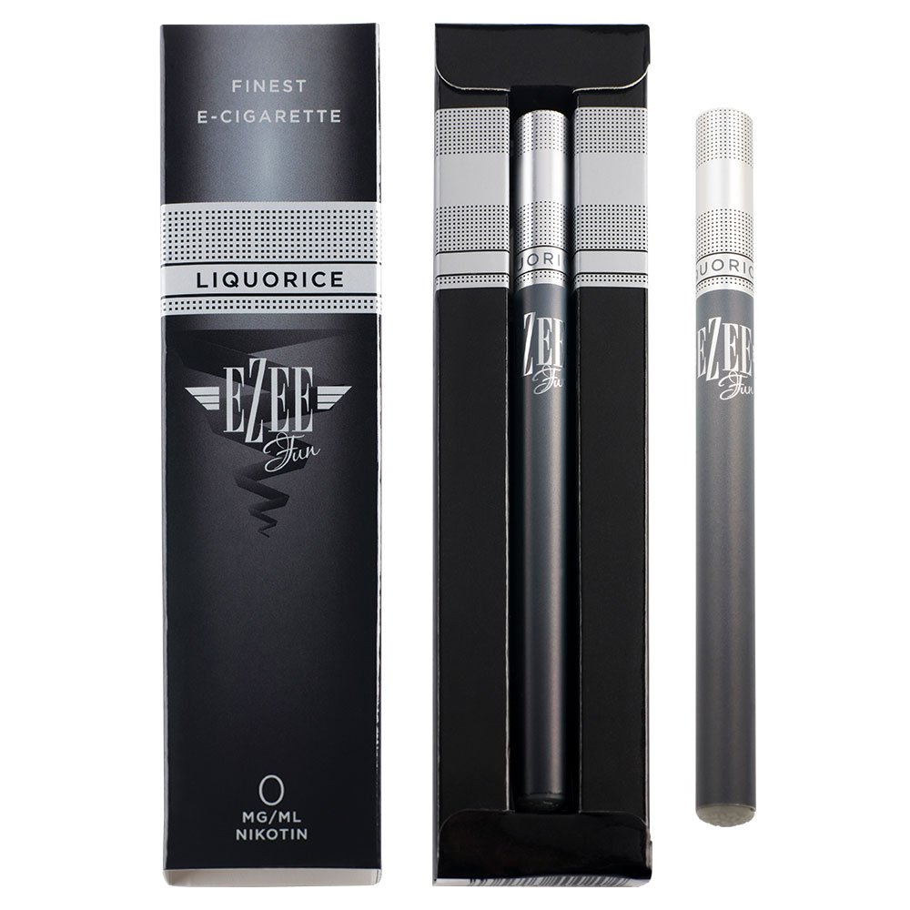 Ezee Fun Disposable E-Cigarette | Liquorice Flavour