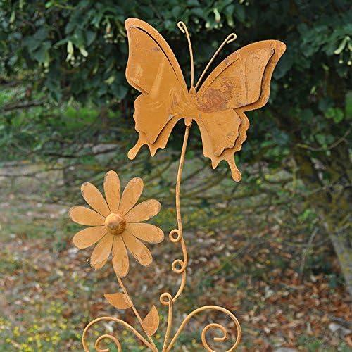 Pic Pflanzstab Schmetterling zum Einpflanzen 168/x 34/cm