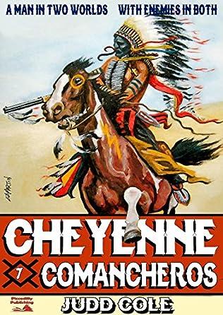 book cover of Comancheros