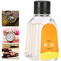 Olio di Orologi Riparazione Professionale Strumento lubrificante Olio per Manutenzione per Orologi da Tasca Meccanici Antichi, viscosità cinematica: 17-21cSt (50 ℃)