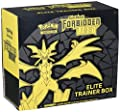 Tcg: Sun & Moon-Forbidden Light Elite Trainer Includes 125 Total 65 Amazing Card Sleeves Featuring Ultra Necrozma, Ultra Necrozma-GX, Player's Guide, Collector's Box and More