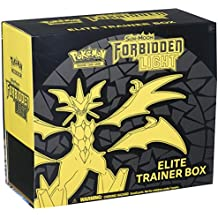 Pokémon POK80433 Forbidden Light Sun & Moon ELITE TRAINER