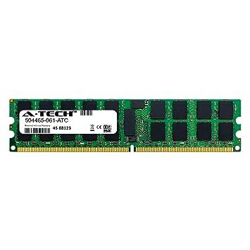 Amazon.com: A-Tech 504465-061-ATC - Memoria RAM DDR2 de 4 GB ...