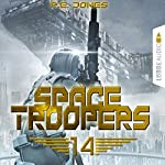 Faktor X (Space Troopers 14) | P. E. Jones