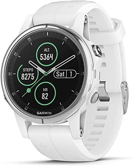 Amazon.com: Garmin fēnix Multisport GPS Smartwatch, Zafiro ...