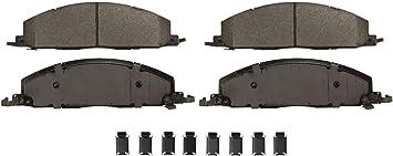 Wagner Brake SX726 Front Severe Duty Brake Pads 12 Month 12,000 Mile Warranty