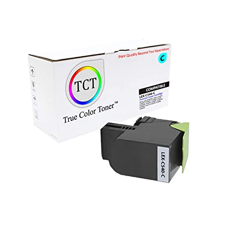 Amazon com: True Color Toner Compatible C540H1CG Cyan