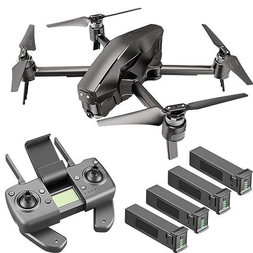 WEIFLY Drone con Doble cámara HD,Dron Plegable una tecla de ...