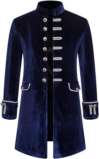 Hommes Mode Daim Manteau hiver Outwear Pardessus manches longues vestes