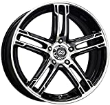 rims for 05 town country - 16x7 Enkei FD-05 (Gunmetal / Machined) Wheels/Rims 5x114.3 (434-670-6538GMM)