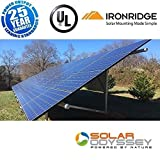 5 kw solar panel - 5000w 5kW Solar Panel Kit Grid-Tie and Ground Mount System 5000 Watt DIY