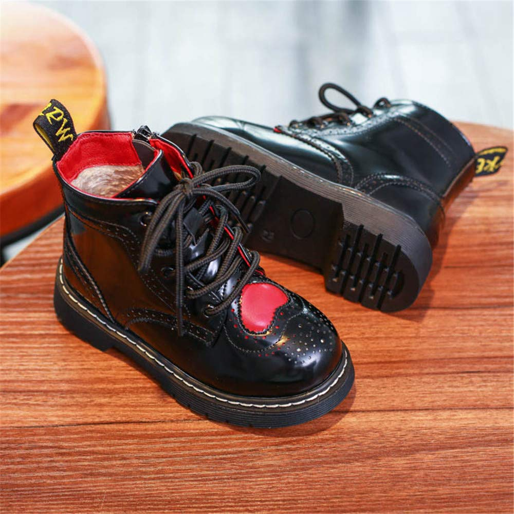 Quality.A Popular Kids Shoes Autumn and Winter Boots Martin Boots Boys and Girls Boots