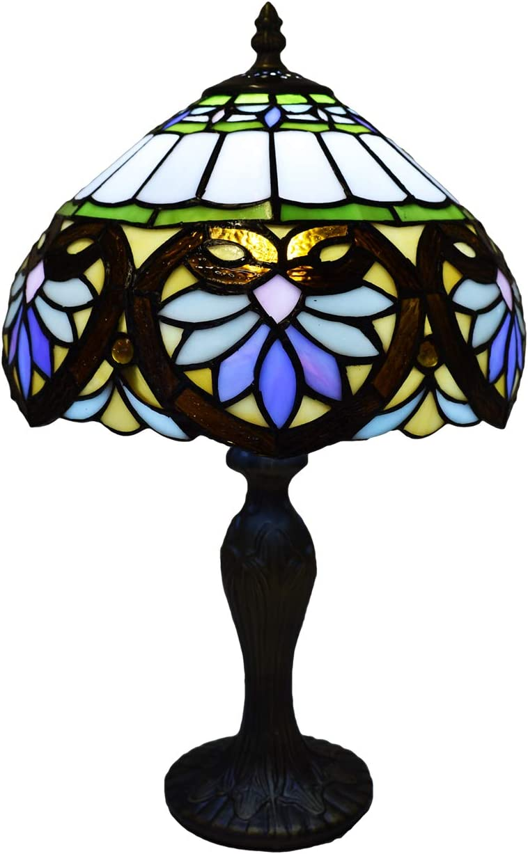 Stephen Tiffany Stained Glass Table
