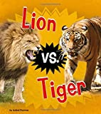 img - for Lion vs. Tiger (Animal Rivals) book / textbook / text book
