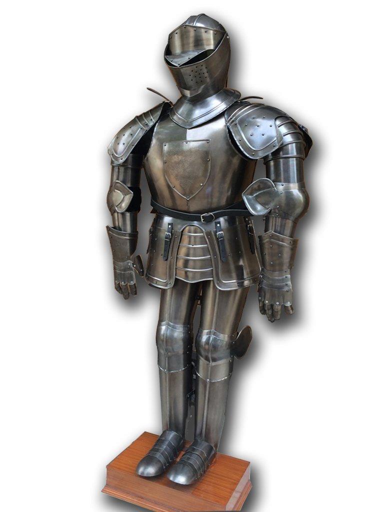 Armor Eatched Nauticalmart intégral de poitrine avec plaque de protection Protège-épaules et les jambes