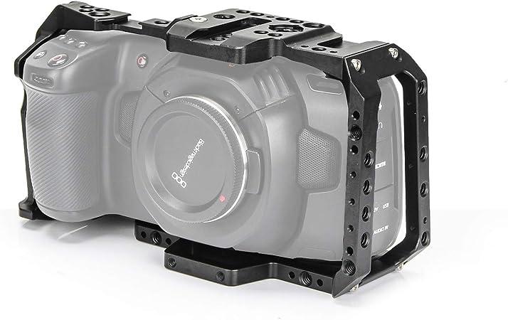 Pro Video Stabilizing Handle Grip for Minolta DiMAGE S404 Vertical Shoe Mount Stabilizer Handle