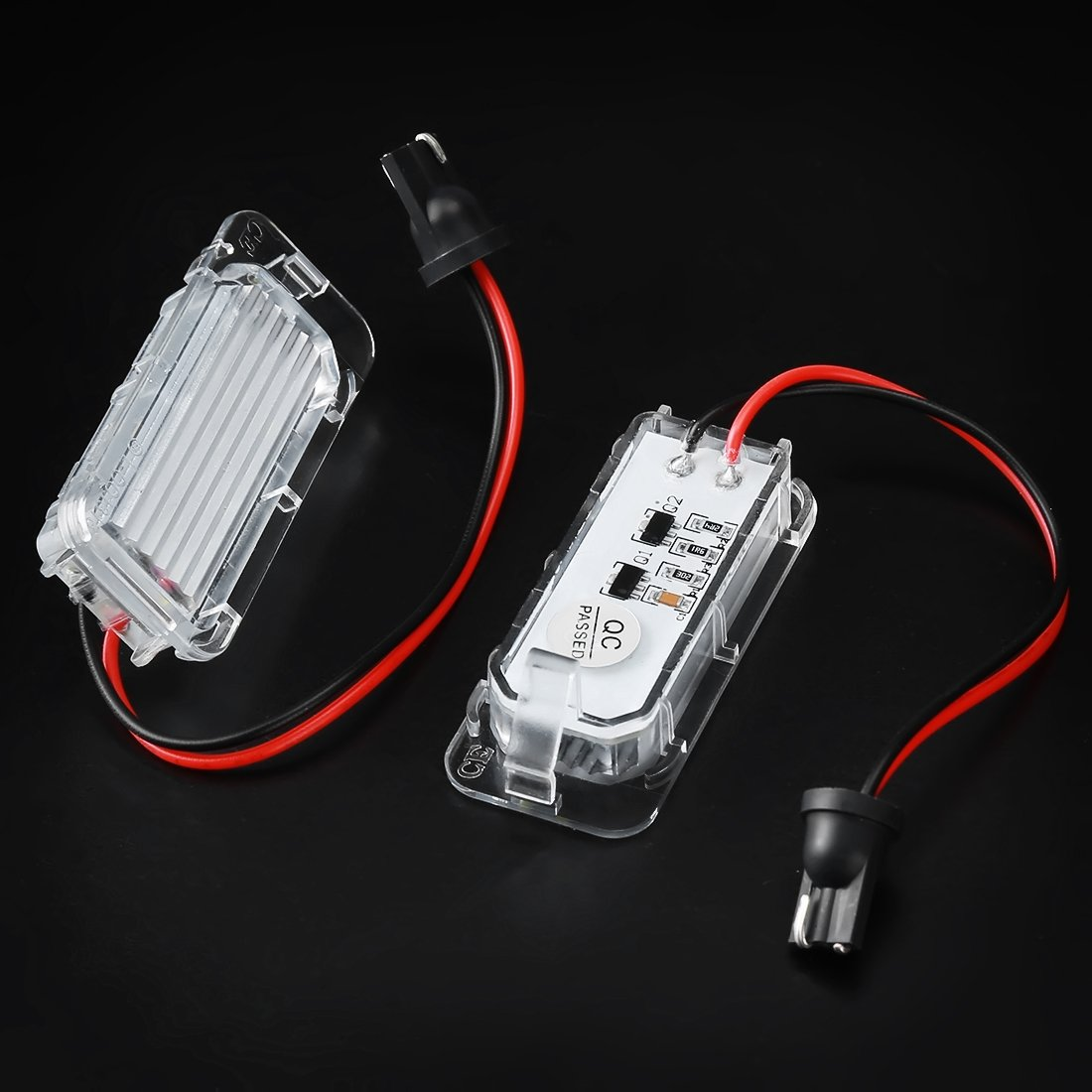 2x canbus led licence number plate light no error amazon car 2x canbus led licence number plate light no error amazon car motorbike biocorpaavc Images