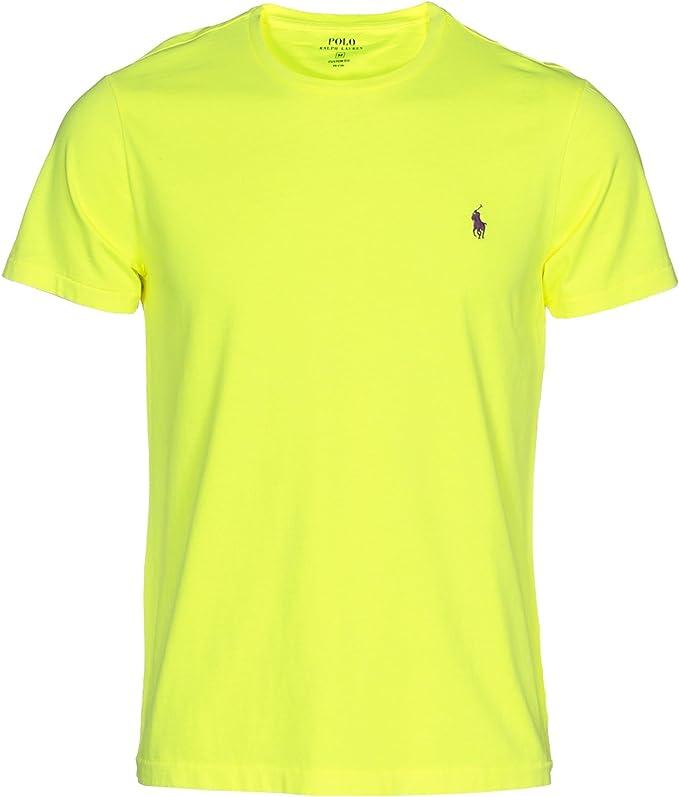 Camiseta de Polo Ralph Lauren ajuste a la medida camiseta para ...