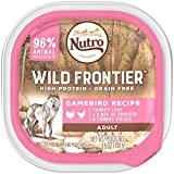 Cheap Wild Frontier Vital Prey Wet Dog Food Turkey Loaf With Chicken Cuts, (24) 3.5 Oz. Trays