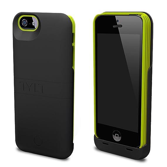 Amazon.com: tylt Energi Sliding Power – Funda para iPhone 5 ...