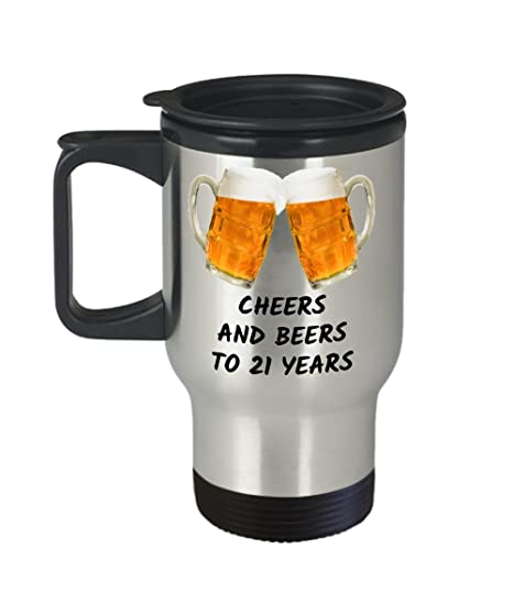Amazon Cheers And Beers To 21 Years