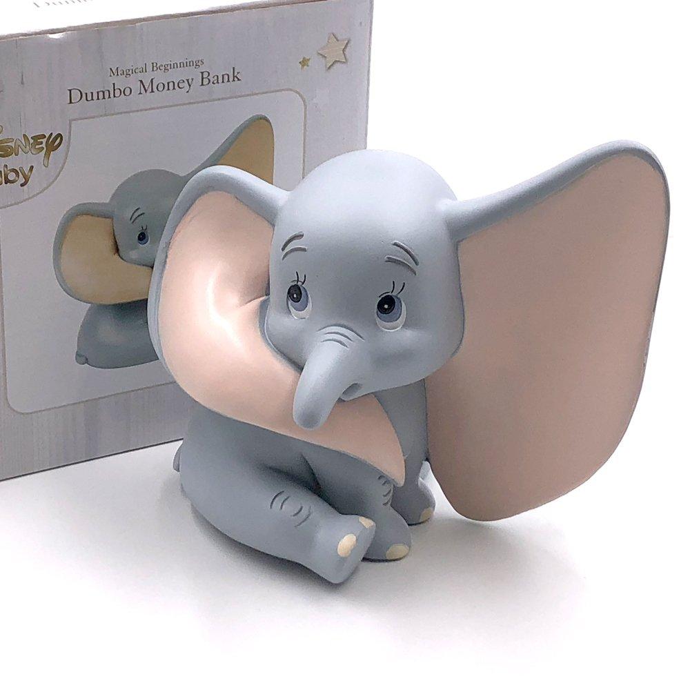 Baby Disney Disney Dumbo Resin Money Box Gift WBL