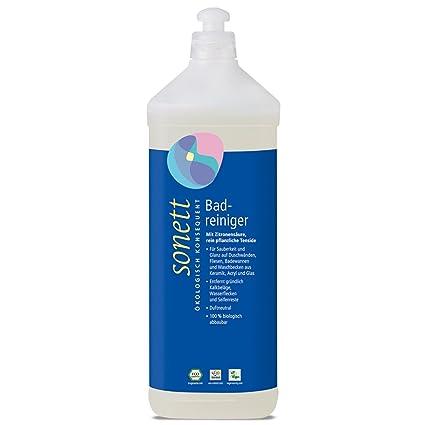 Soneto limpiadores de baño: para limpieza y brillo en ducha ...